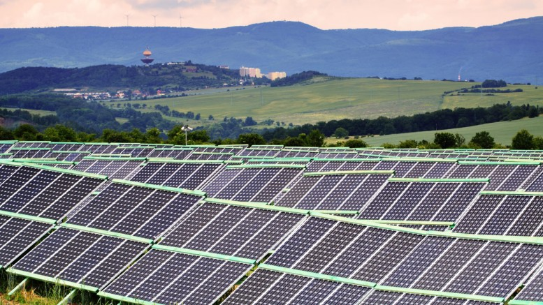 Huge turning point for renewable energy: Solar power is becoming the cheapest form of new electricity